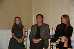 Chrishell Stause - Vincent Irizarry - Jamie Luner at a benefit for American Lung Association on December 6, 2009 at Mezza on the Green at the Lawrence Country Club. (Photos by Sue Coflin/Max Photos)