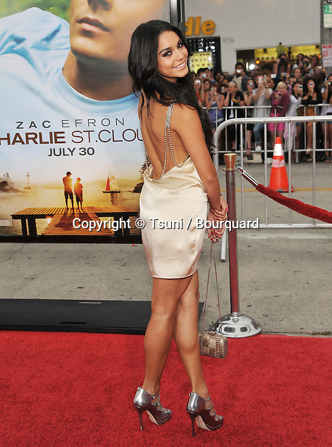 Vanessa Hudgens<br /> Charlie St Cloud  premiere at the Westwood Theatre In Los Angeles.