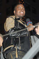 NEW YORK, NY DECEMBER 31: Sean Kingston at Dick Clark's New Year's Rockin' Eve with Ryan Seacrest 2013 in Times Square in New York City. December 31, 2012. New York City. Credit: RW/MediaPunch Inc.