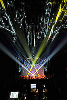 Lighting Design Images; Furthur Concert at UMass Amherst Mullins Center