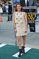 Elisa Donovan at the Los Angeles premiere of &quot;Draft Day&quot; at the Regency Village Theatre, Westwood.<br /> April 7, 2014  Los Angeles, CA<br /> Picture: Paul Smith / Featureflash