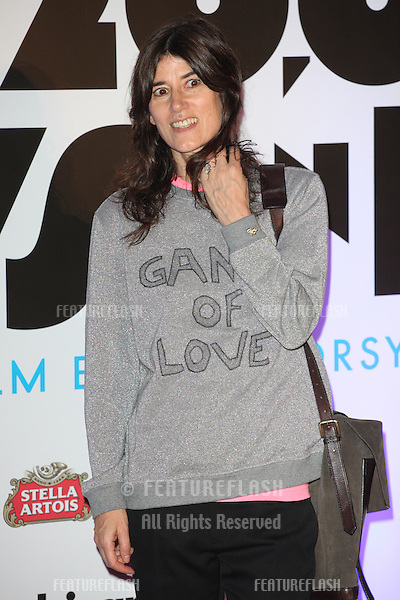 Bella Freud attending the '20,000 Days on Earth' Gala preview screening at Barbican Centre, London. 17/09/2014 Picture by: Alexandra Glen / Featureflash