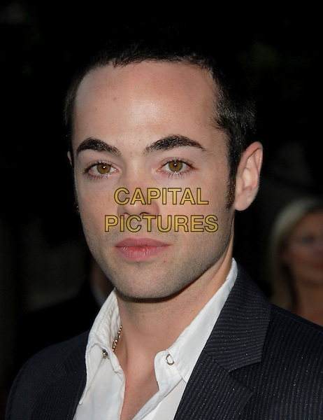 JOHN HENSLEY.The FX Season 4 Premiere Screening of Nip/Tuck held at The Paramount Studios in Hollywood, California, USA..August 25th, 2006.Ref: DVS.Nip Tuck headshot portrait .www.capitalpictures.com.sales@capitalpictures.com.©Debbie VanStory/Capital Pictures