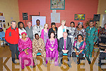 AFRICIAN; Jimmy Deenihan TD who launched Africian day at St John's Pastoral centre on Sunday Front l-r: Omouwnm and Johnson Obilana, Jillian Wharton-Slattery (mayor of Tralee), Jimmy Deenihan TD and Flora Egharevba. Back l-r: Pat Hussey, Sarah Adeleke,Sean Lyons (MC), Adewale Obadina, mary O'carroll, Janet Akinyemi, Mairead Fernane, Adebimpe Obadina, Bunmi Abubakar and Nnamdi Nwokacha....