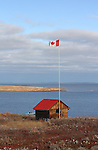 SEARCH AND RESCUE AT KUGLUKTUK, NUNAVUT, CANADA