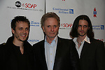 General Hospital - Jonathan Jackson, Tony Geary & Nathan Parsons at the 6th Annual ABC/SoapNet salutes Broadway Cares/Equity Fights Aids An Evening of Musical Entertainment & Comedy on March 21, 2010 at the New York Marriott Marquis, New York City, New York. (Photo by Sue Coflin/Max Photos)
