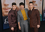 a_Nick Jonas, Joe Jonas, Kevin Jonas 097 arrives at the Premiere Of Amazon Prime Video's Chasing Happiness at Regency Bruin Theatre on June 03, 2019 in Los Angeles, California.