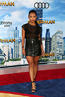 """LOS ANGELES - JUN 28:  Logan Browning at the """"Spider-Man: Homecoming"""" at the TCL Chinese Theatre on June 28, 2017 in Los Angeles, CA"""