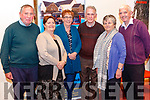 Ryan's Daughter at the Gl&oacute;rach Theatre Abbeyfeale<br /> L-R . J.P.Mullane Ballyheigue, Margaret Boyle Ballybunion, Anne Dillane Ballyheigue, Pat Flaherty Ardfert, Mary O' Halloran Ardfert, Arthur Boyle Ballybunion. <br /> Brother &amp; sister Ann Dillon &amp; Pat Flaherty (centre photo) whose father is the accordian player in the wedding scene.