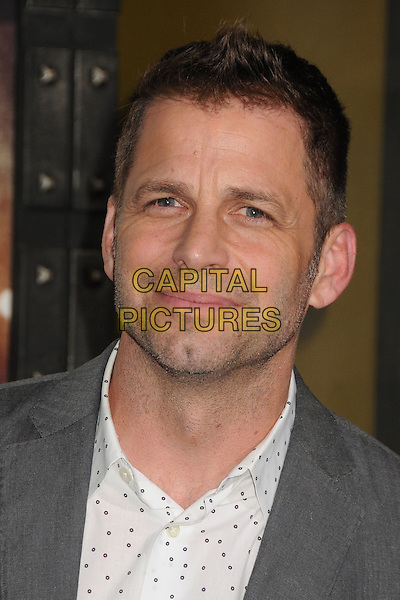 4 March 2014 - Hollywood, California - Zach Snyder. &quot;300: Rise of an Empire&quot; Los Angeles Premiere held at the TCL Chinese Theatre. <br /> CAP/ADM/BP<br /> &copy;Byron Purvis/AdMedia/Capital Pictures