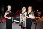 Breast Cancer Care Charity Fashion Show.<br /> Wales Millennium Centre.<br /> Linda McCarthy, Jessica Davies-Timmins &amp; Susan Morris.<br /> 05.03.14<br /> <br /> &copy;Steve Pope-FOTOWALES