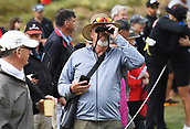 30th September 2017, Windross Farm, Auckland, New Zealand; LPGA McKayson NZ Womens Open, third round;  Fans