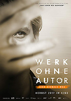 NEVER LOOK AWAY (WERK OHNE AUTOR, 2018)<br /> ORIG GERMAN POSTER<br /> *Filmstill - Editorial Use Only*<br /> CAP/FB<br /> Image supplied by Capital Pictures