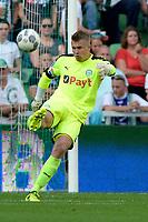 GRONINGEN - Voetbal, FC Groningen - FC Utrecht,  Eredivisie , Noordlease stadion, seizoen 2017-2018, 27-08-2017,   FC Groningen doelman Segio Padt
