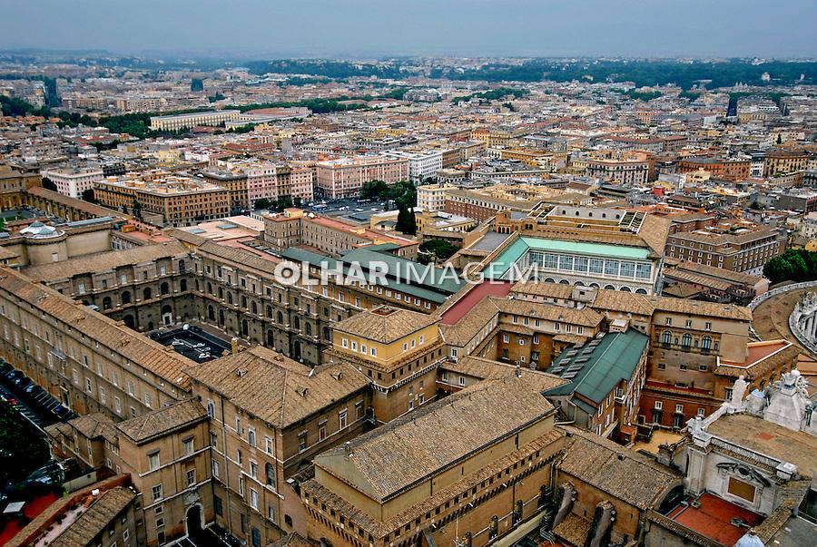 Cidade do Vaticano. Roma. Itália. 2006. Foto de Luciana Whitaker.