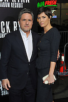 Brad Grey &amp; Cassandra Huysentuyt at the Los Angeles premiere of &quot;Jack Ryan: Shadow Recruit&quot; at the TCL Chinese Theatre, Hollywood.<br /> January 15, 2014  Los Angeles, CA<br /> Picture: Paul Smith / Featureflash