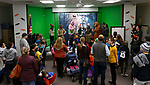 Images from a costume contest during the Boo-nanza event at the Carson City Library, in Carson City, Nev., on Tuesday, Oct. 30, 2018. <br /> Photo by Cathleen Allison/Nevada Momentum