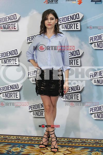 Actress Ursula Corbero poses during `Perdiendo el Norte´ film presentation photocall in Madrid, Spain. March 03, 2015. (ALTERPHOTOS/Victor Blanco) /NORTEphoto.com