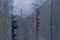 Vietnam Veterans, Memorial Wall, Washington, DC,  USA,