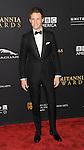 Eddie Redmayne attending the 2014 BAFTA Los Angeles Jaguar Britannia Awards Presented BY BBC America, held at The Beverly Hilton Hotel Beverly Hills, CA. October 30, 2014.
