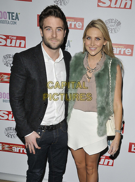 LONDON, ENGLAND - MARCH 02: guest &amp; Stephanie Pratt attend the Sun's Bizarre column 1st annual party, Steam &amp; Rye bar &amp; restaurant, Leadenhall St., on Monday March 02, 2015 in London, England, UK. <br /> CAP/CAN<br /> &copy;CAN/Capital Pictures