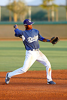 Casio Grider ---  AZL Dodgers - 2009 Arizona League.Photo by:  Bill Mitchell/Four Seam Images.