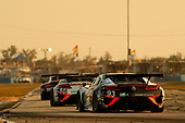 2017 IMSA WeatherTech SportsCar Championship<br /> Mobil 1 Twelve Hours of Sebring<br /> Sebring International Raceway, Sebring, FL USA<br /> Saturday 18 March 2017<br /> 912, Porsche, Porsche 911 RSR, GTLM, Kevin Estre, Laurens Vanthoor, Richard Lietz86, Acura, Acura NSX, GTD, Oswaldo Negri Jr., Tom Dyer, Jeff Segal, 33, Mercedes, Mercedes AMG GT3, GTD, Ben Keating, Jeroen Bleekemolen, Mario Farnbacher<br /> World Copyright: Michael L. Levitt/LAT Images<br /> ref: Digital Image levitt_seb_0317-27311
