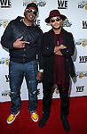 Master P and Romeo Miller at WE TV's Growing Up Hip Hop Premiere Party Held at Haus