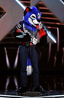 "LOS ANGELES - DECEMBER 6: Dominigue ""SonicFox"" McLean accepts the Best Esports Player (Presented by Omen By HP) award at the 2018 Game Awards at the Microsoft Theater on December 6, 2018 in Los Angeles, California. (Photo by Frank Micelotta/PictureGroup)"