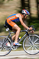 30 MAY 2009 - MADRID,ESP - Francisco Sanchez Davia - Spanish Triathlon Championships (PHOTO (C) NIGEL FARROW)