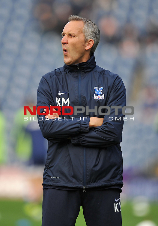 Crystal Palace care taker manger keith millen- 02/11/2013 - SPORT - FOOTBALL - The Hawthorns - West Bromwich - West Bromwich Albion v Crystal Palace - Barclays Premier League<br /> Foto nph / Meredith<br /> <br /> ***** OUT OF UK *****
