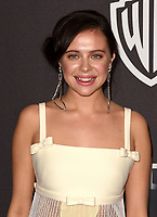 LOS ANGELES, CALIFORNIA - JANUARY 06: Bel Powley attends the Warner InStyle Golden Globes After Party at the Beverly Hilton Hotel on January 06, 2019 in Beverly Hills, California. <br /> CAP/MPI/IS<br /> &copy;IS/MPI/Capital Pictures