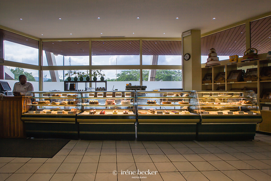 Transcorp Hilton Abuja, Pastry Corner