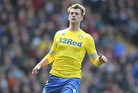 Leeds United's Patrick Bamford<br /> <br /> Photographer Mick Walker/CameraSport<br /> <br /> The EFL Sky Bet Championship - Birmingham City v Leeds United - Saturday 6th April 2019 - St Andrew's - Birmingham<br /> <br /> World Copyright © 2019 CameraSport. All rights reserved. 43 Linden Ave. Countesthorpe. Leicester. England. LE8 5PG - Tel: +44 (0) 116 277 4147 - admin@camerasport.com - www.camerasport.com