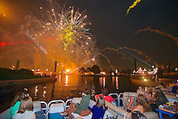 RD- Pontoon Boat Fireworks Cruise at Disney's Epcot, Orlando FL 5 14