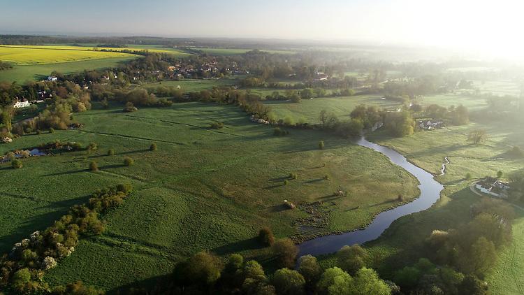 Cow Common, Chilbolton, Hampshire