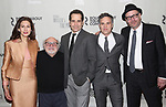 """Jessica Hecht, Danny DeVito, Tony Shalhoub, Mark Ruffalo and Terry Kinney attends the  Broadway Opening Night performance After Party for the Roundabout Theatre Production of """"The Price"""" at the American Airlines TheatreTheatre on March 16, 2017 in New York City."""