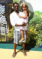 "WESTWOOD, LOS ANGELES, CA, USA - MAY 03: Harold Perrineau Jr. at the Los Angeles Premiere Of ""Legends Of Oz: Dorthy's Return"" held at the Regency Village Theatre on May 3, 2014 in Westwood, Los Angeles, California, United States. (Photo by Celebrity Monitor)"
