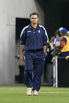 2 August 2004: Chelsea manager Jose Mourinho. AC Milan of La Liga in Italy defeated Chelsea of the English Premier League 3-2 at Lincoln Financial Field in Philadelphia, PA in a ChampionsWorld Series friendly match..