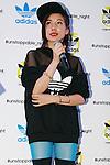 "Riisa Naka, September 19, 2014 : Japanese actress Riisa Naka attends the ""adidas Originals by Rita Ora"" launch on September 19, 2014 in Tokyo, Japan. (Photo by Rodrigo Reyes Marin/AFLO)"