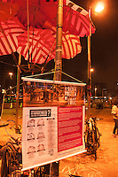"""SÃO PAULO-SP-12,09,2014- A BATATA PRECISA DE VOCÊ- O Projeto """"A Batata precisa de você"""" busca fortalecer a relação afetiva da população local do Largo da Batata.Largo da Batata,região oeste da cidade de São Paulo,nessa Sexta-Feira,12(Foto:Kevin David/Brazil Photo Press)"""