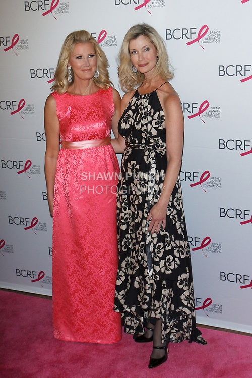 "Sandra Lee and Simone Winston attend The Breast Cancer Research Foundation ""Super Nova"" Hot Pink Party on May 12, 2017 at the Park Avenue Armory in New York City."