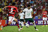 RIO DE JANEIRO, 04.05.2014 - Valdivia  do Palmeiras durante o jogo contra Flamengo pela terceira rodada do Campeonato Brasileiro disputado neste domingo no Maracanã. (Foto: Néstor J. Beremblum / Brazil Photo Press)