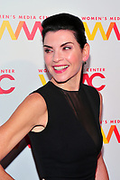 NEW YORK, NY - OCTOBER 26: Julianna Margulies at the Women's Media Center 2017 Women's Media Awards at Capitale on October 26, 2017 in New York City. Credit: John Palmer/MediaPunch /NortePhoto.com