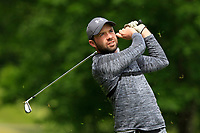 Ryan O'Doherty on the 2nd tee during Round 4 of the Connacht Stroke Play Championship 2019 at Portumna Golf Club, Portumna, Co. Galway, Ireland. 09/06/19<br /> <br /> Picture: Thos Caffrey / Golffile<br /> <br /> All photos usage must carry mandatory copyright credit (© Golffile | Thos Caffrey)