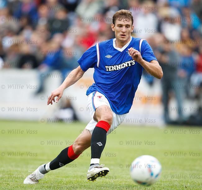 Nikica Jelavic, Rangers