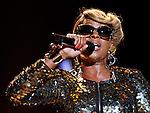 Mary J Blige 2012