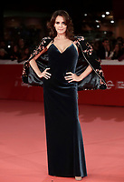 L'attrice italiana Irene Ferri posa sul red carpet di apertura della 12° edizione della Festa del Cinema di Roma, 26 ottobre 2017.<br /> Italian actress Irene Ferri poses on the 12th Rome Film Festival opening red carpet in Rome, October 26, 2017.<br /> UPDATE IMAGES PRESS/Isabella Bonotto