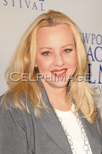 "WENDI MCLENDON-COVEY. Red Carpet arrivals to the World Premiere of ""Tug,"" presented on the final evening of the 2010 Newport Beach Film Festival. Newport Beach, CA, USA. April 29, 2010."