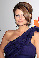 US actress Maria Menounos arrives at the NBC/Universal Pictures/Focus Features Golden Globes after party at the Beverly Hilton Hotel, Beverly Hills, California, USA, on January 11, 2009.  The Golden Globes honour excellence in film and television.